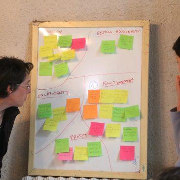 Premier forum ouvert à l'Atelier des Possibles