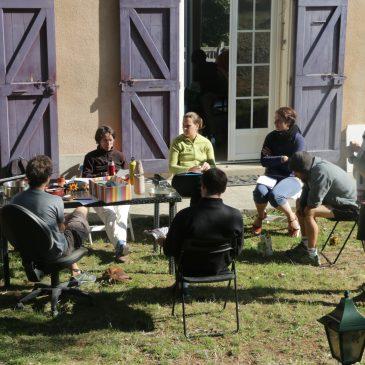 Les facilitateurs : une équipe qui se forme